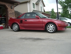 Bron431s 1988 Toyota MR2
