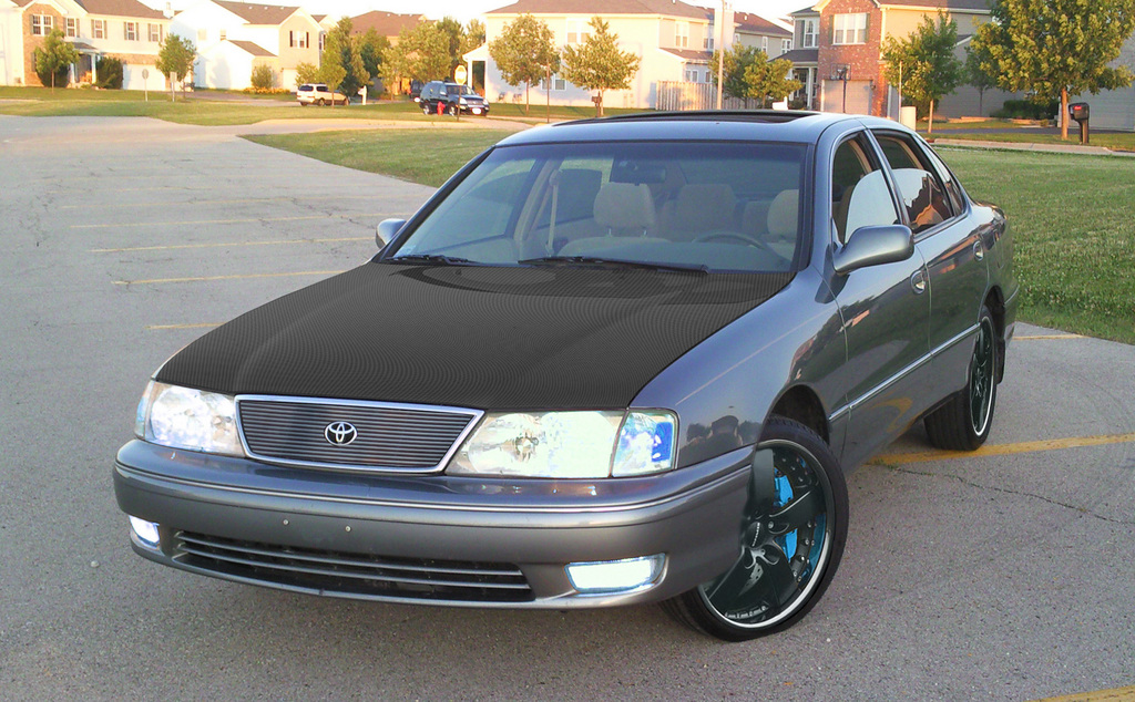 kyle wise07 39 s 1998 toyota avalon in aurora il. Black Bedroom Furniture Sets. Home Design Ideas
