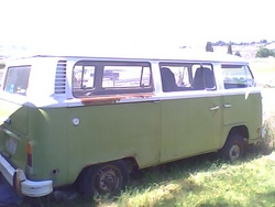 littletore 1977 Volkswagen Bus