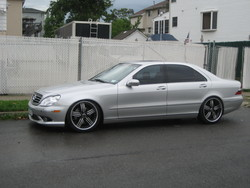 chopstars 2000 Mercedes-Benz S-Class
