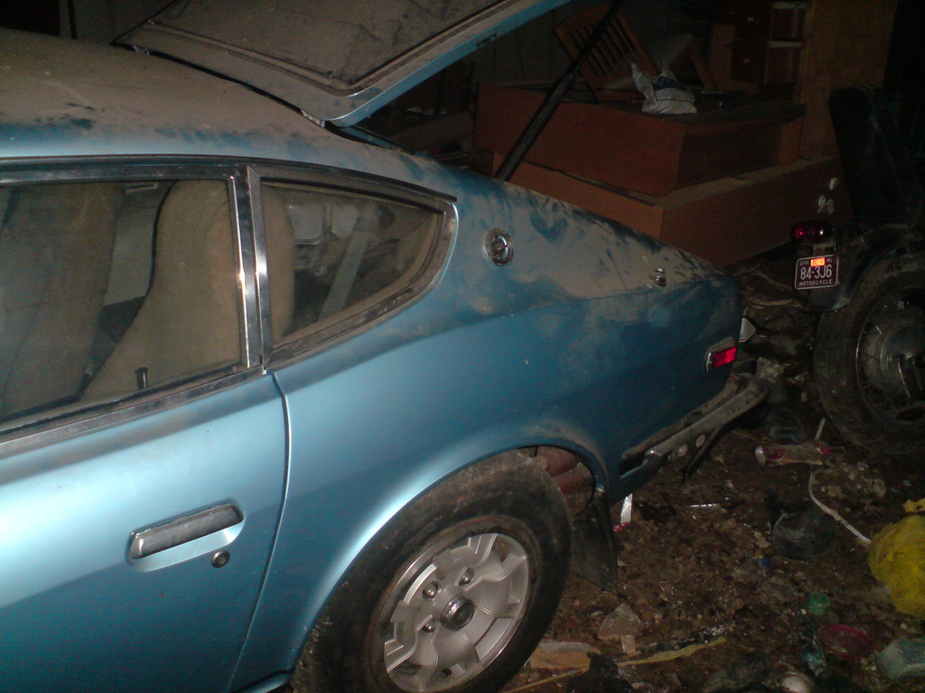 Another Ez-Bone 1974 Datsun 260Z post... - 13580891