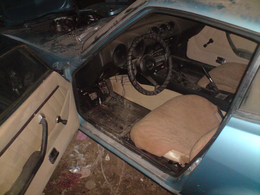 Another Ez-Bone 1974 Datsun 260Z post... - 13580893