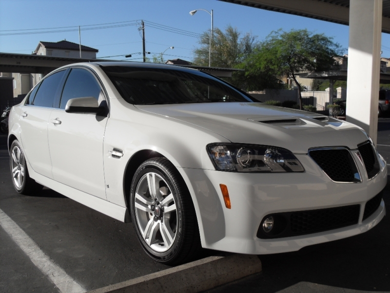 Another Yunggprince 2008 Pontiac G8 post... - 13289514