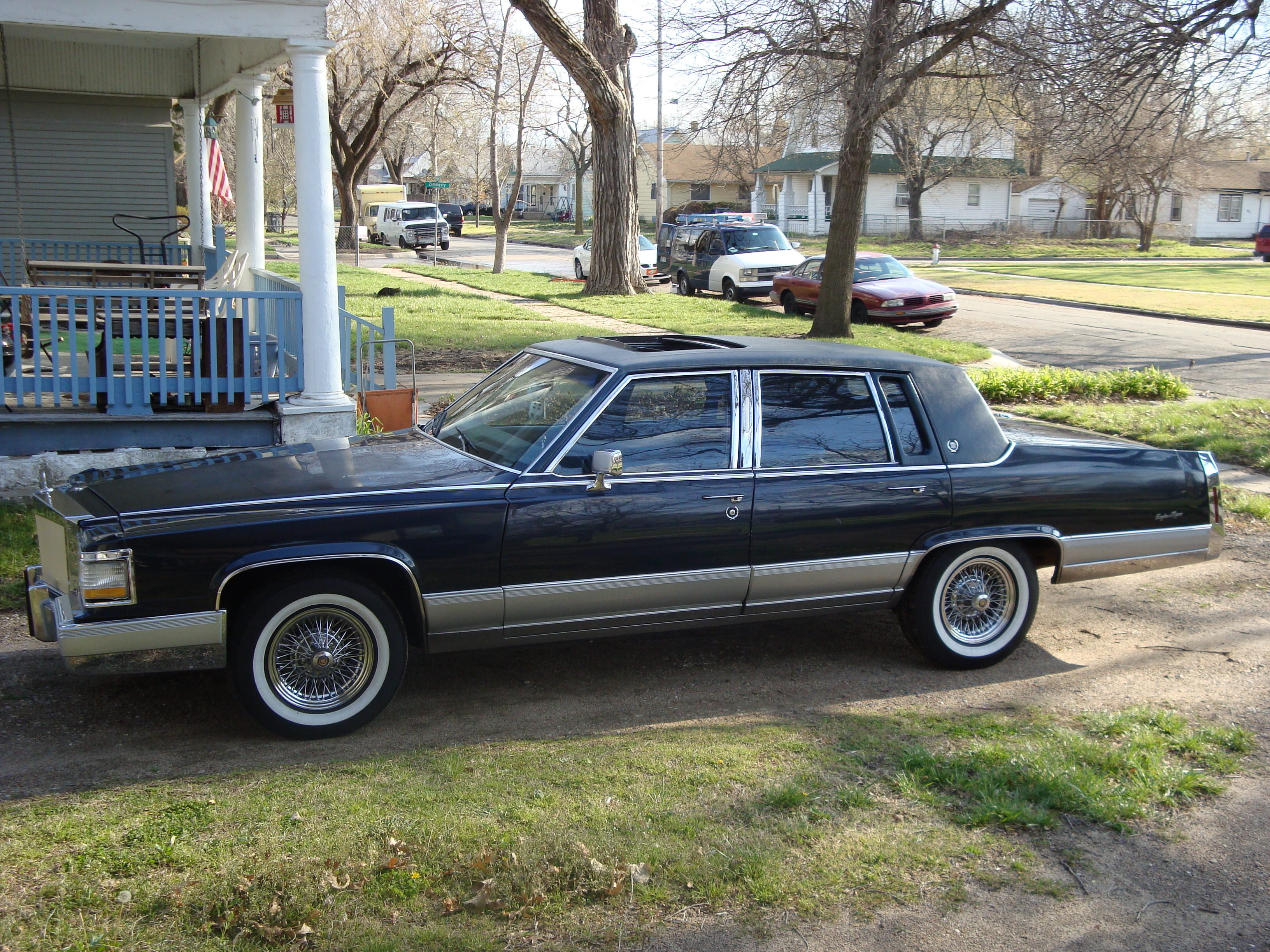 cadillac fleetwood mr lac dipr s 1990 cadillac fleetwood brougham. Cars Review. Best American Auto & Cars Review