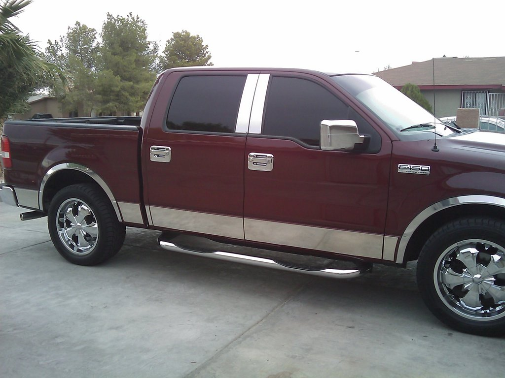 crazyasmexican's 2006 Ford F150 Regular Cab