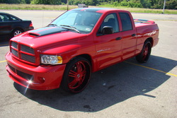 MemphisViperKings 2005 Dodge Ram SRT-10