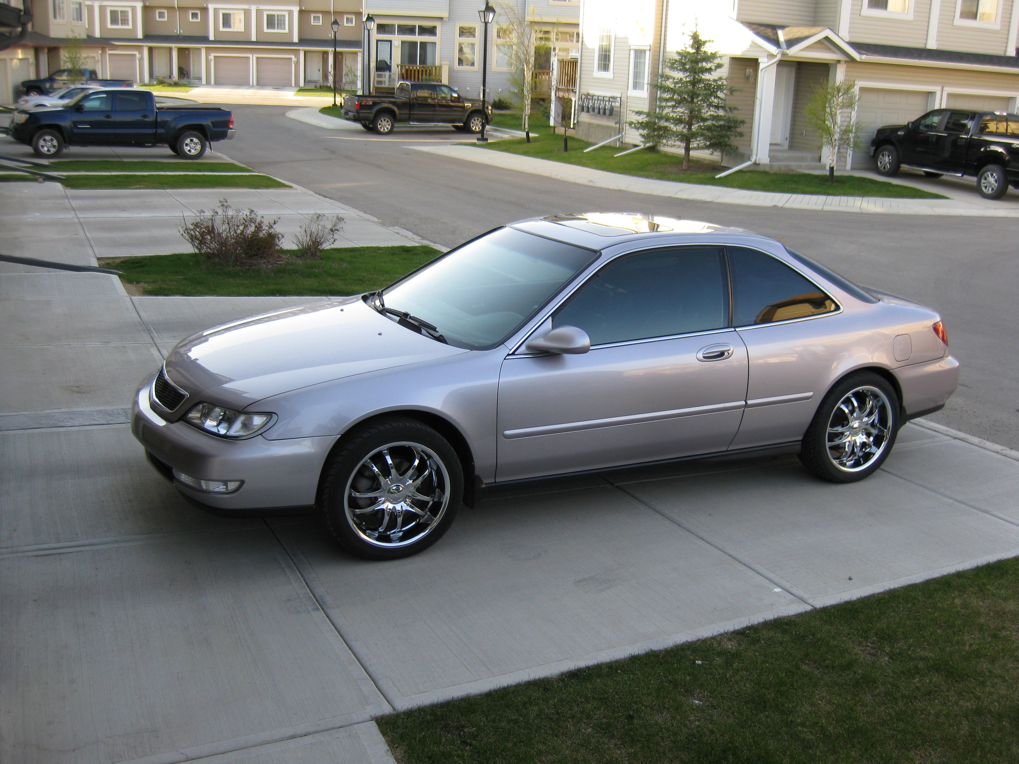 Bossbrown 1997 Acura Cl Specs  Photos  Modification Info