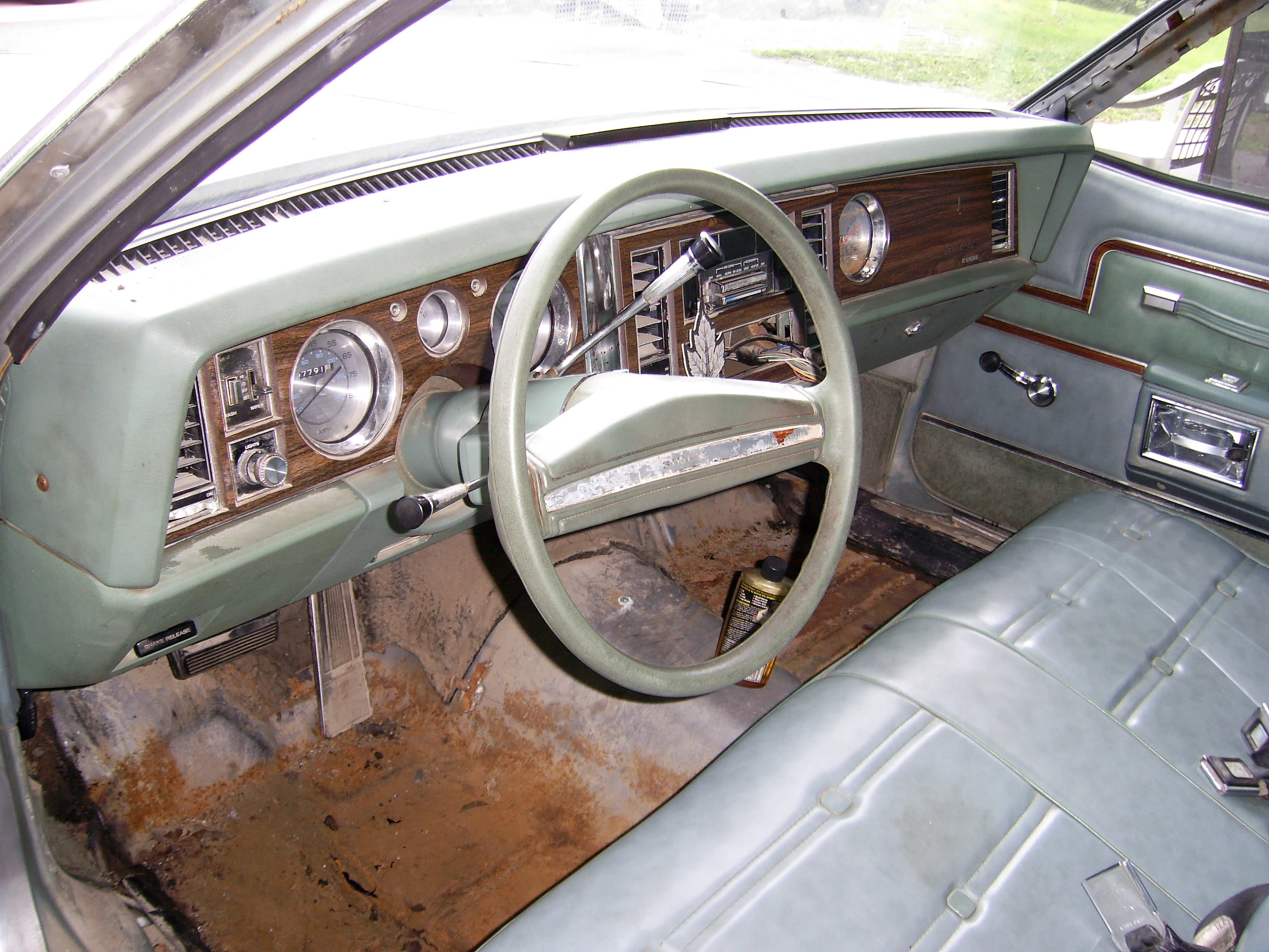 Another ZebraBoy19 1977 Buick LeSabre post... - 13282469