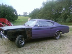 holleyj1s 1973 Plymouth Duster