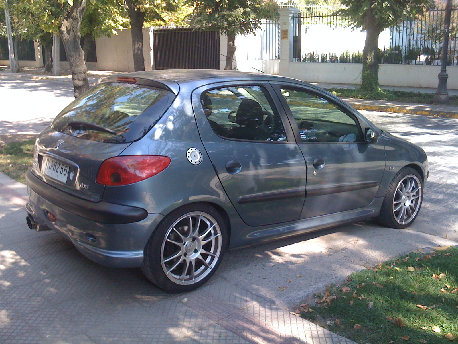 kerungo 2005 peugeot 206 specs photos modification info at cardomain. Black Bedroom Furniture Sets. Home Design Ideas