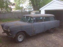 RacerRicks 1955 Chevrolet 150