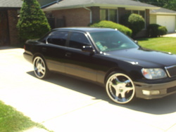 ClubDreamTeam 1998 Lexus LS