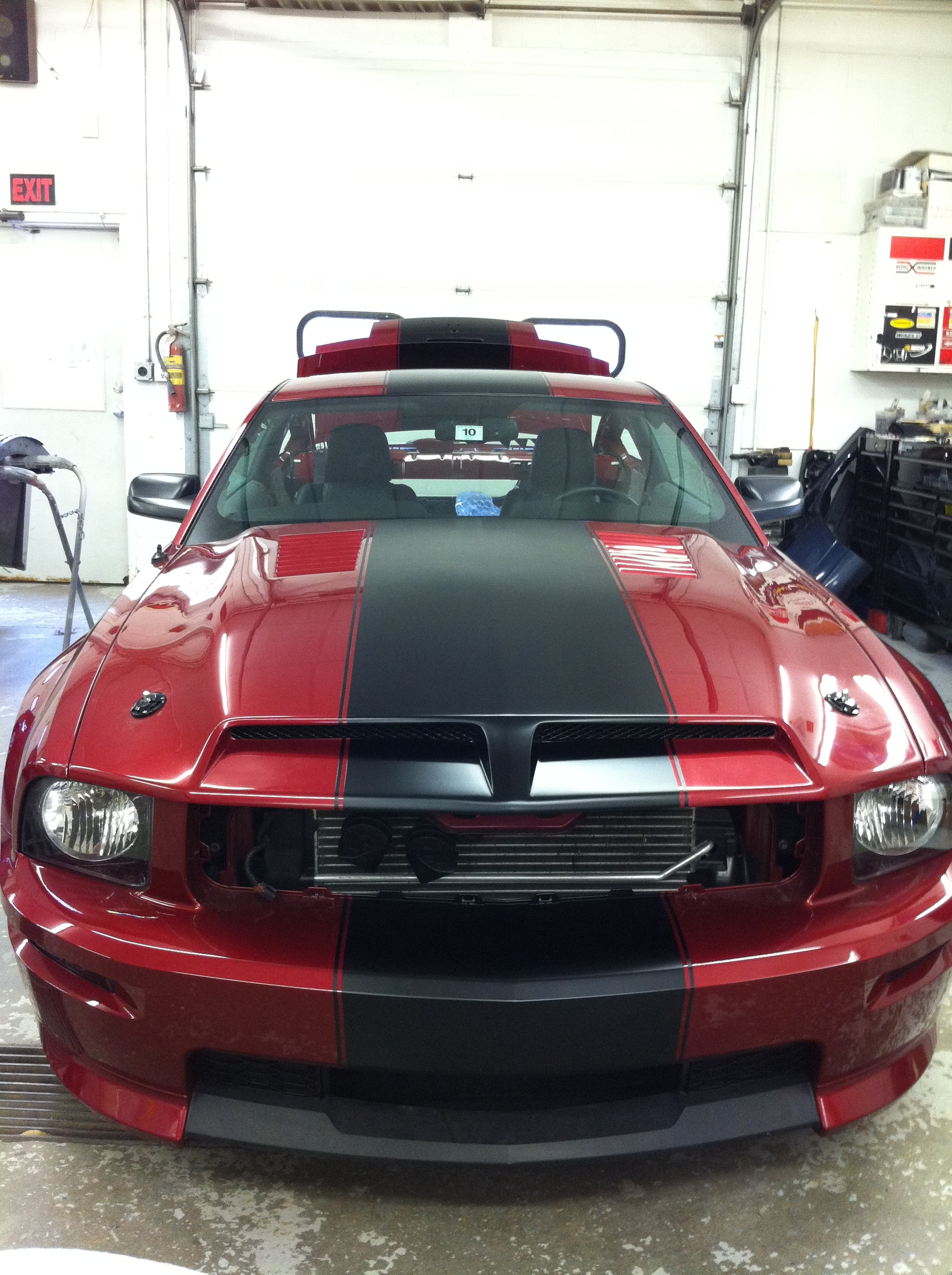 Another gtcsmustang 2007 Ford Mustang post... - 13284572
