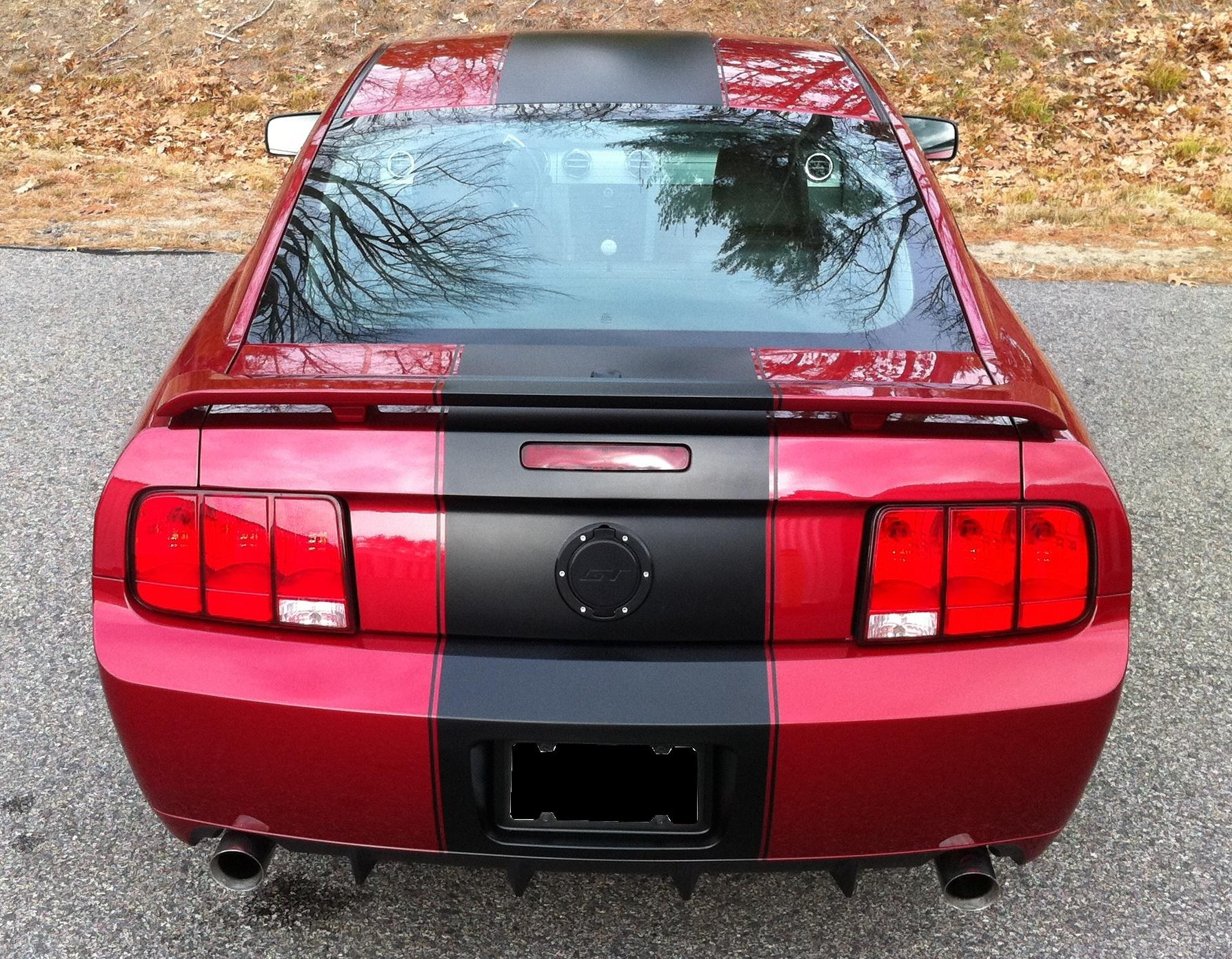 Another gtcsmustang 2007 Ford Mustang post... - 13284722