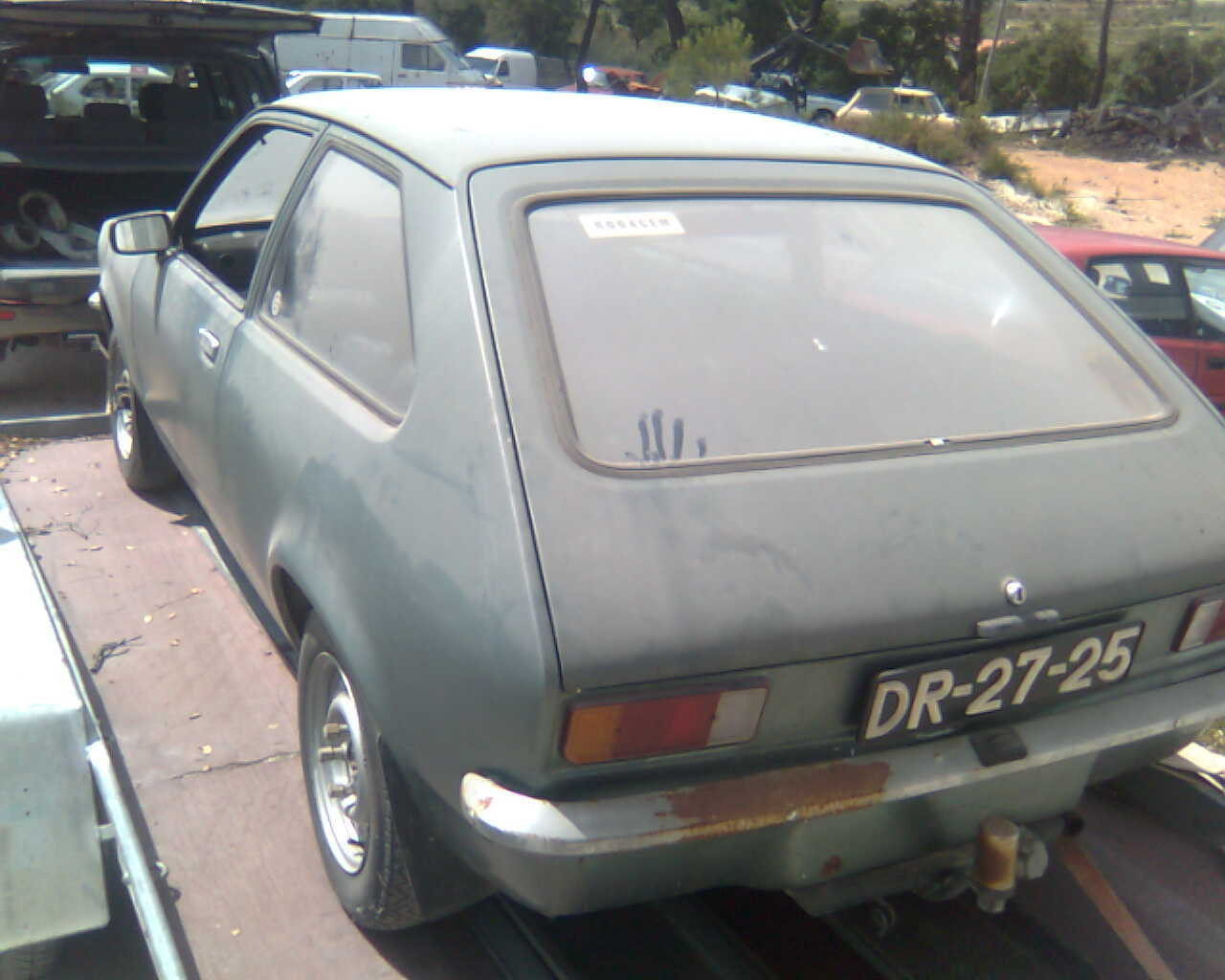 Another AMMendes 1979 Opel Kadett post... - 13287523