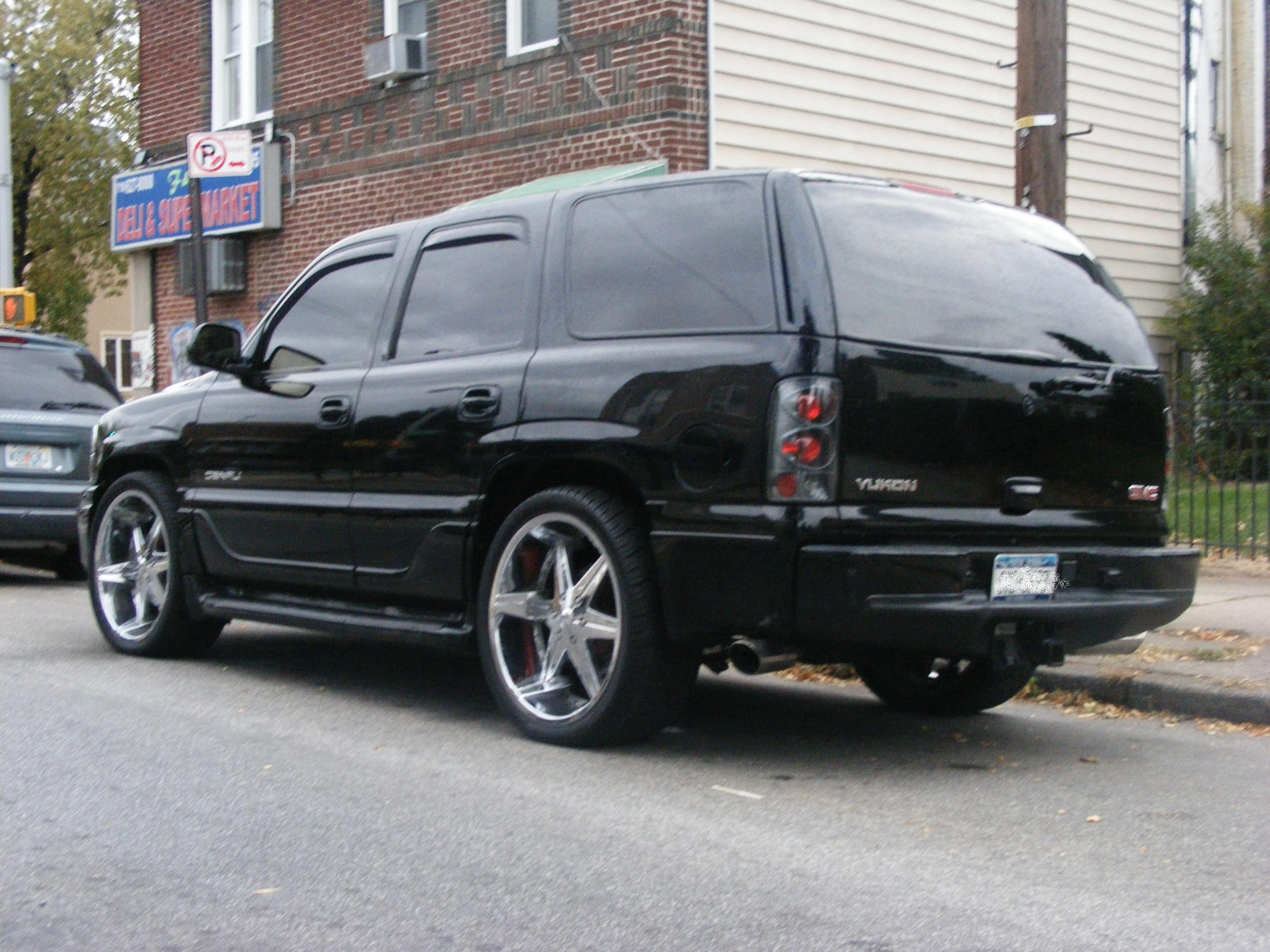 mynes 2004 gmc yukon denali specs photos modification. Black Bedroom Furniture Sets. Home Design Ideas