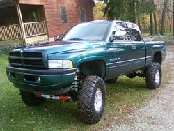 holleyj1s 1996 Dodge Ram 1500 Regular Cab