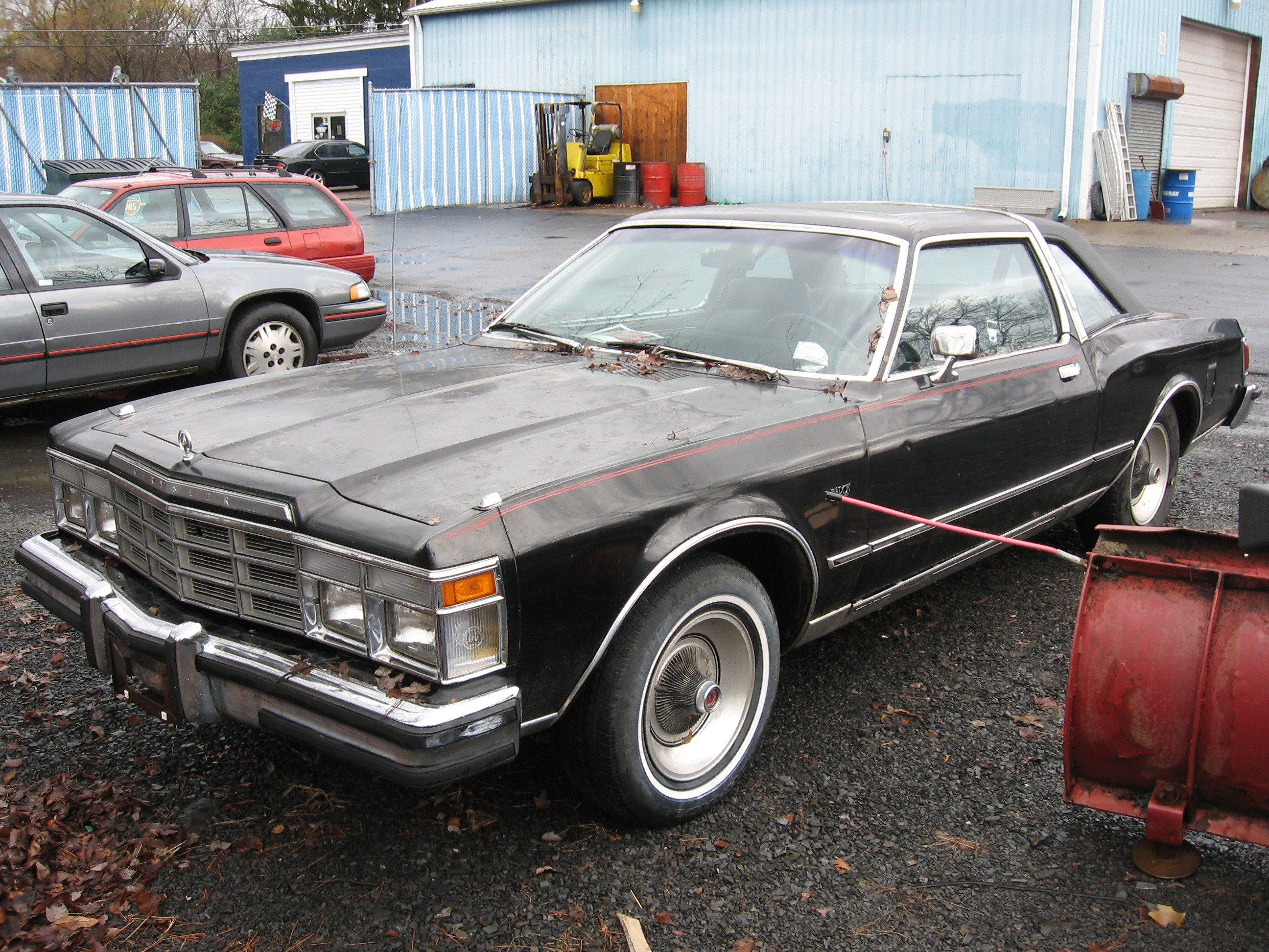Original on Chrysler Lebaron 3 0 Engine