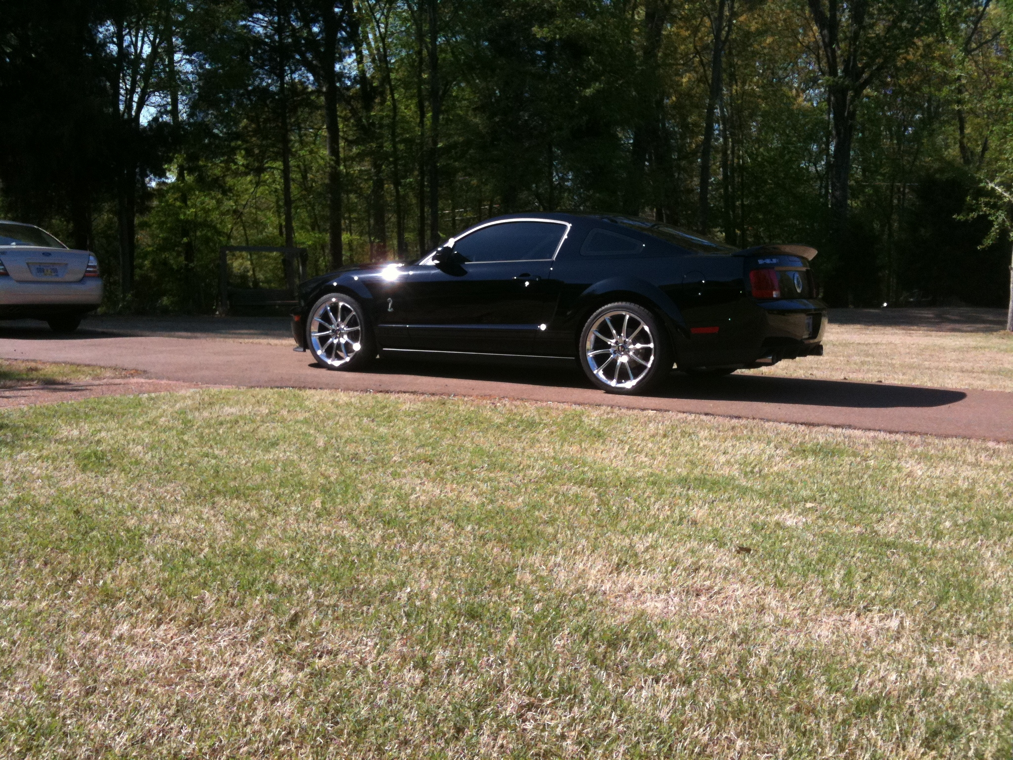 Another DrkShadowGrey 2009 Ford Mustang post... - 13286425