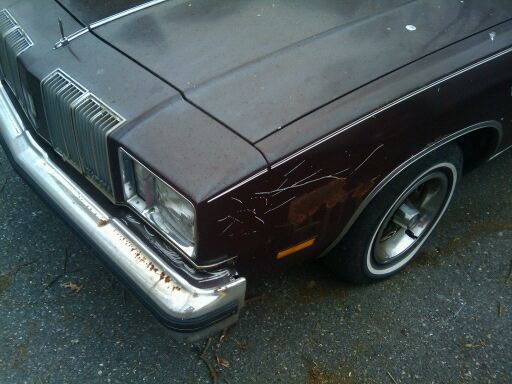 Another DJEZ016 1979 Oldsmobile Cutlass Supreme post... - 13286430