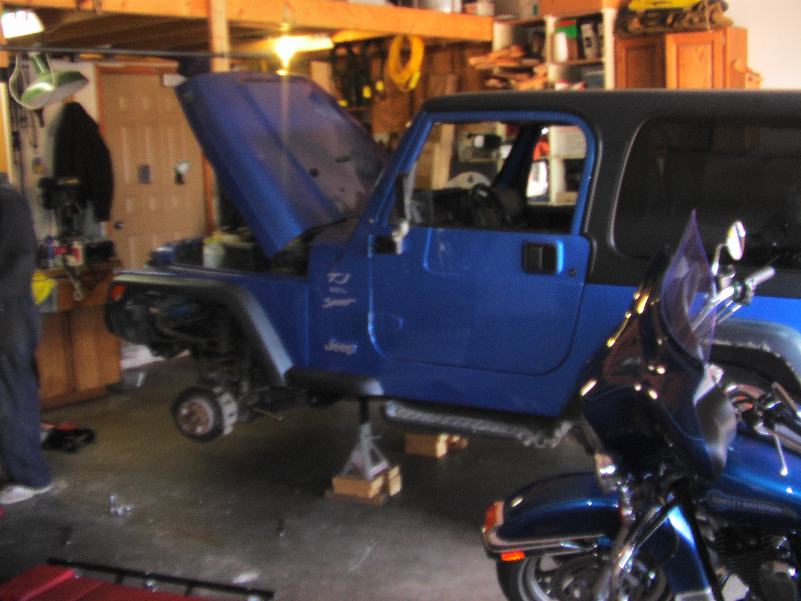 Another bow_deg 1999 Jeep TJ post... - 13290017