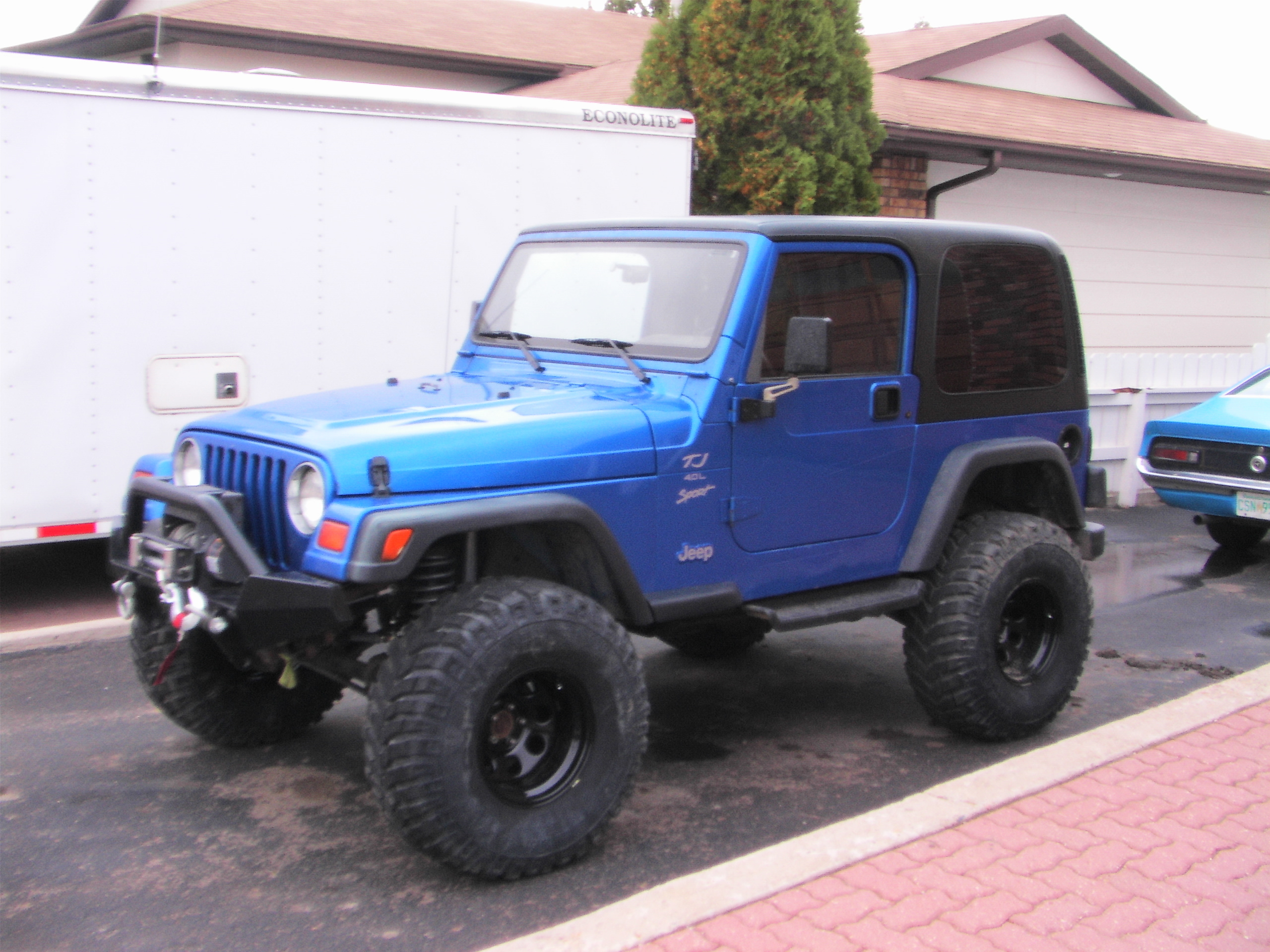 Another bow_deg 1999 Jeep TJ post... - 13290019