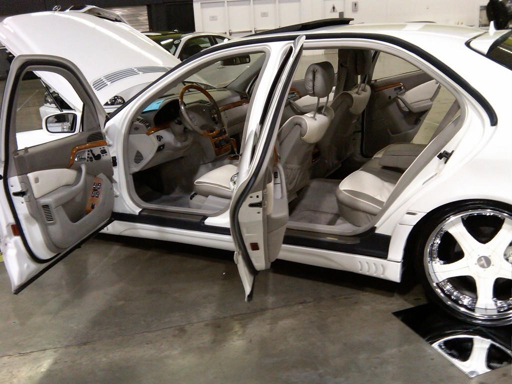 Another lalosuv 2002 Mercedes-Benz S-Class post... - 13287042