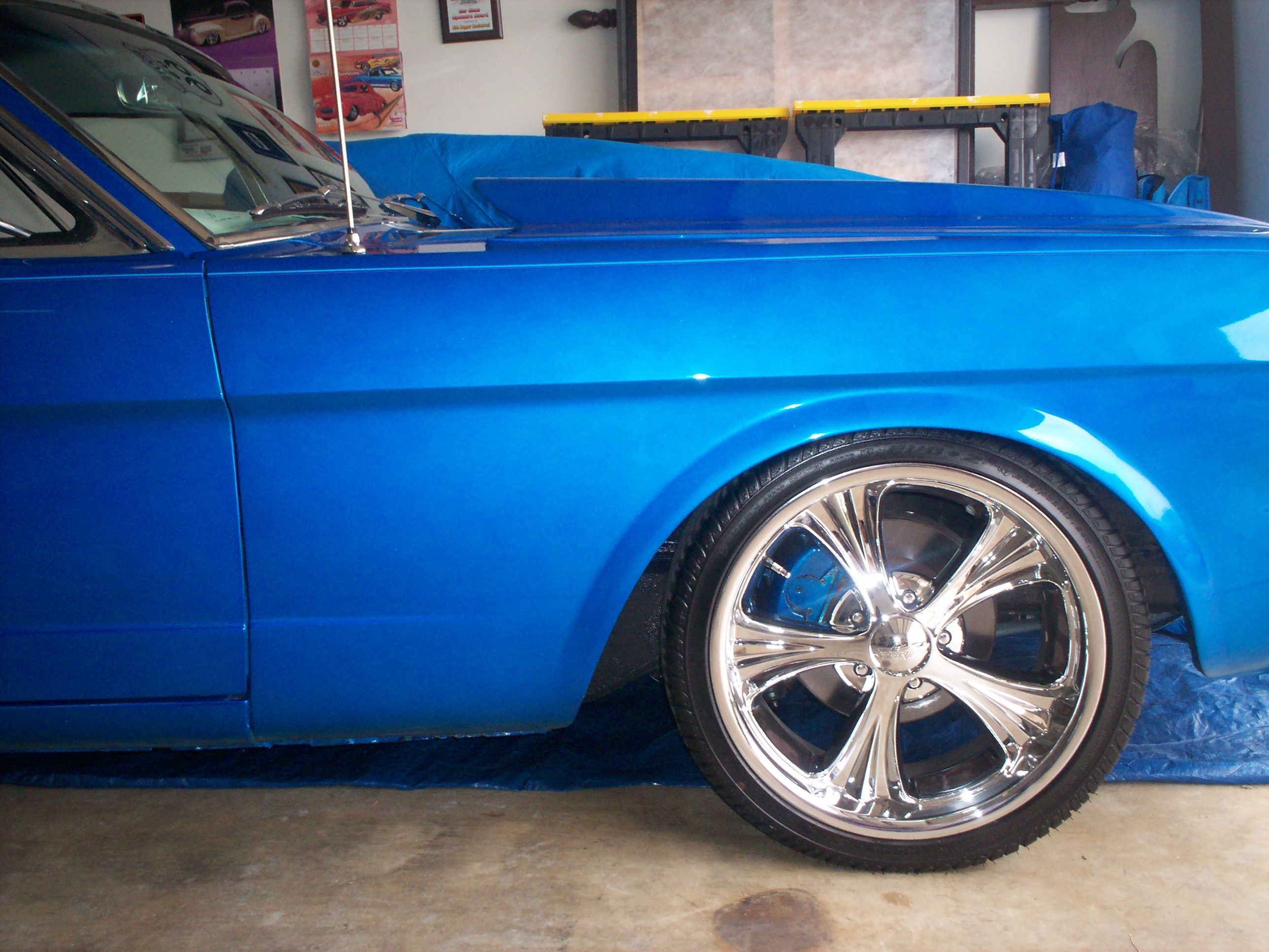 Another lalosuv 1966 Ford Mustang post... - 13287023