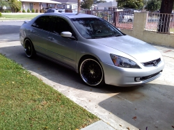 dirtyd423s 2003 Honda Accord