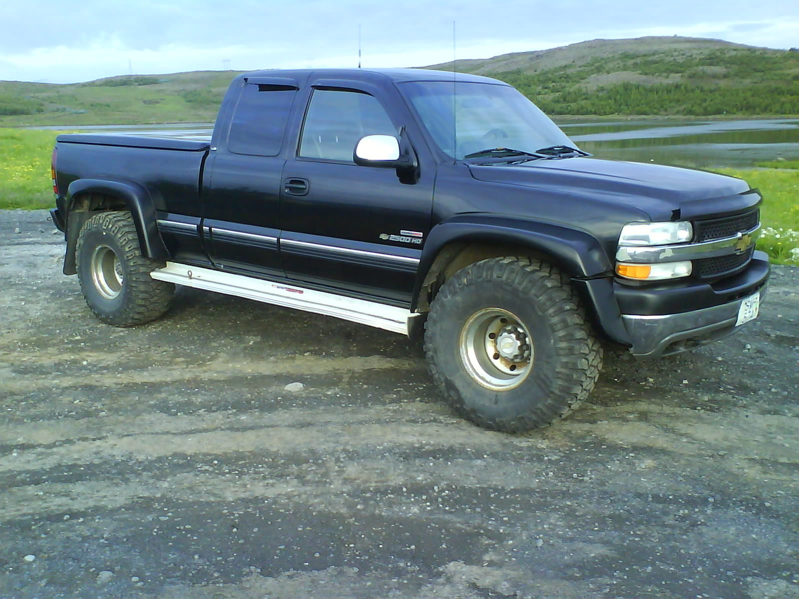 Another Landi 2002 Chevrolet Silverado (Classic) 2500 HD Extended Cab post... - 13287699
