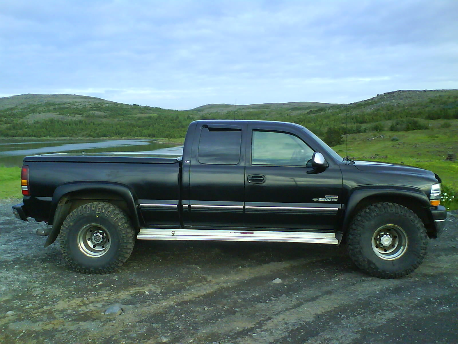 Another Landi 2002 Chevrolet Silverado (Classic) 2500 HD Extended Cab post... - 13287700