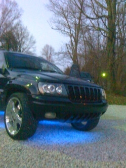 ckrebbs's 1999 Jeep Grand Cherokee