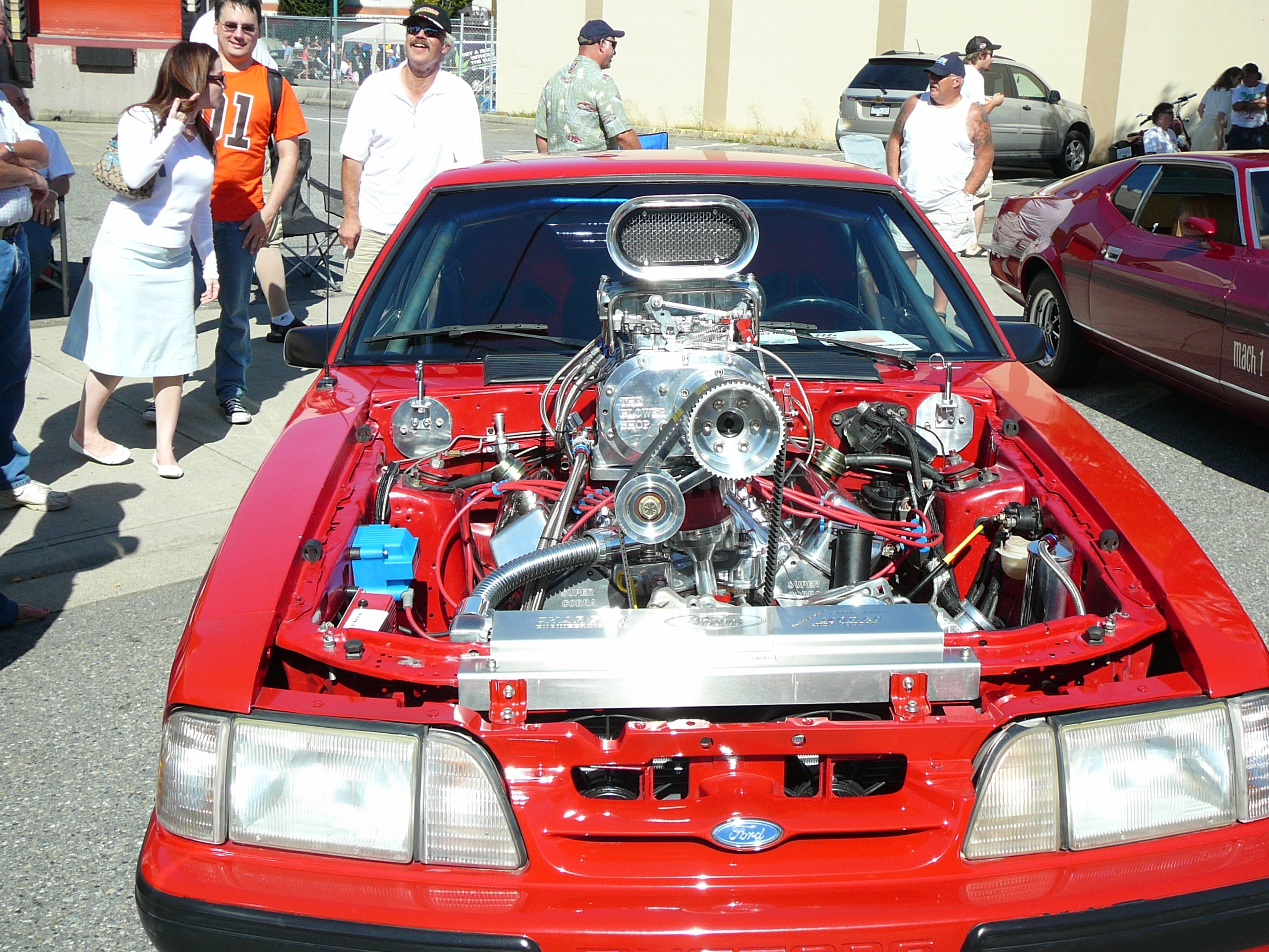 BlownStang514's 1990 Ford Mustang
