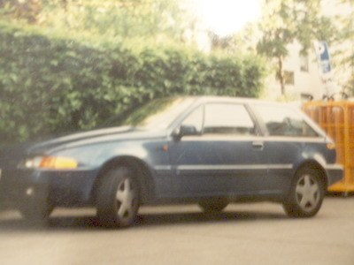 Another poolking_1 1991 Volvo 480 post... - 9565793