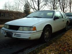 Live9Times 1991 Mercury Cougar
