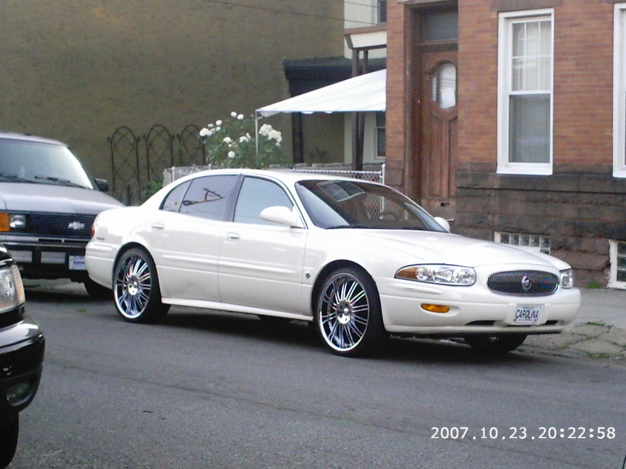 specs buick lesabre pictures limited information