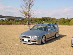 Nickdadick 1998 Nissan Stagea