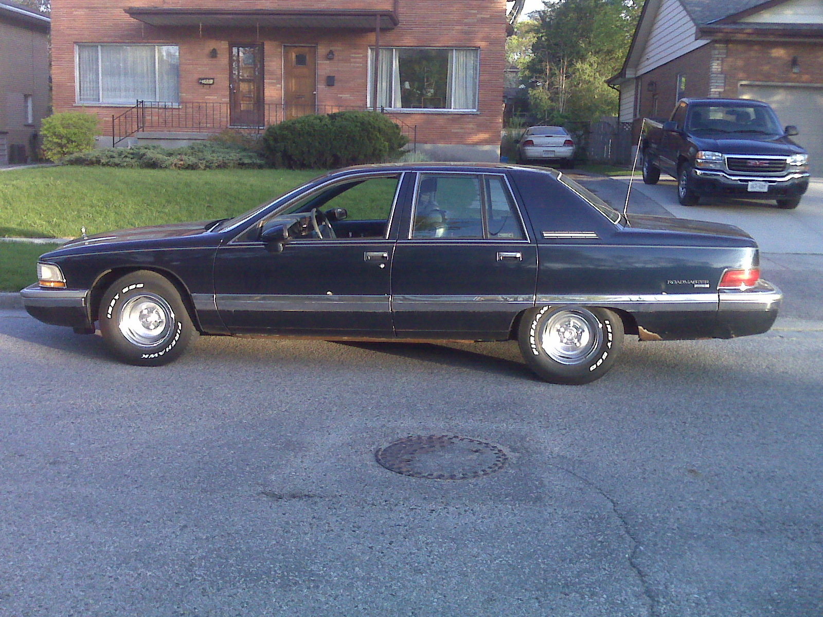 thegame519 1992 buick roadmaster specs photos modification info at cardomain cardomain