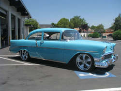 wheelzpluss 1956 Chevrolet Bel Air
