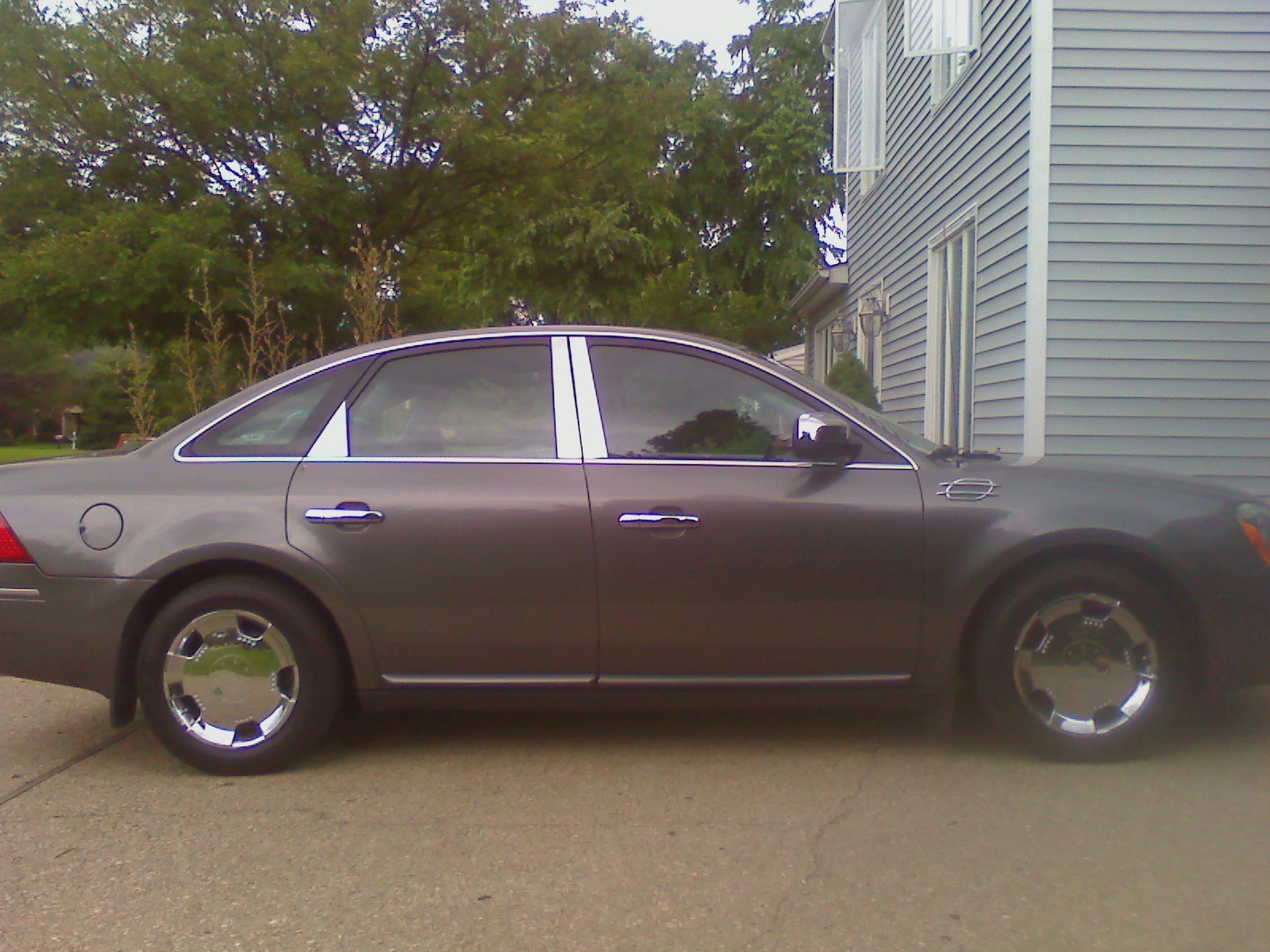 500klouie 2006 ford five hundred specs photos modification info at cardomain. Cars Review. Best American Auto & Cars Review