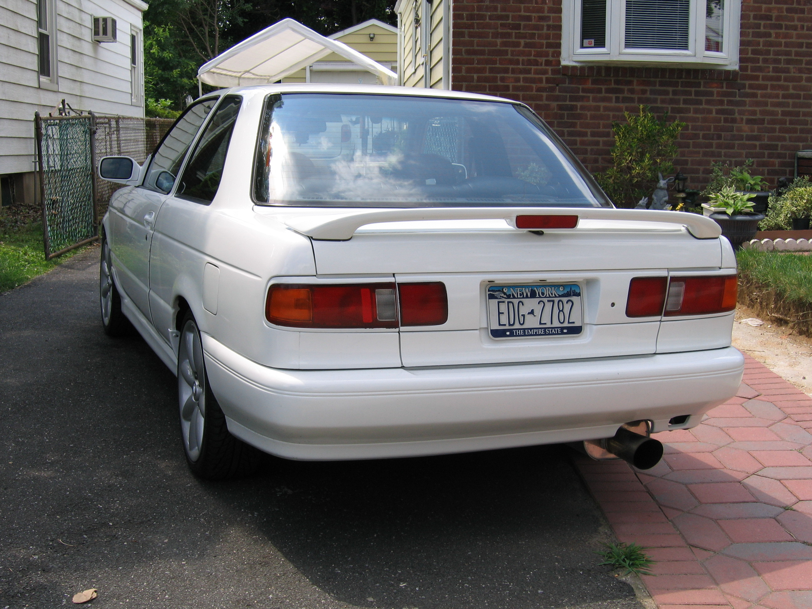 Another teamjap 1992 Nissan Sentra post... - 13292407
