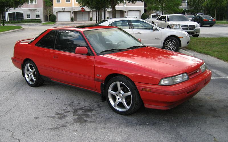 1996 ford probe review