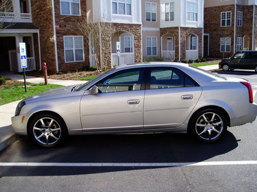 Another dretk 2005 Cadillac CTS post... - 13466808
