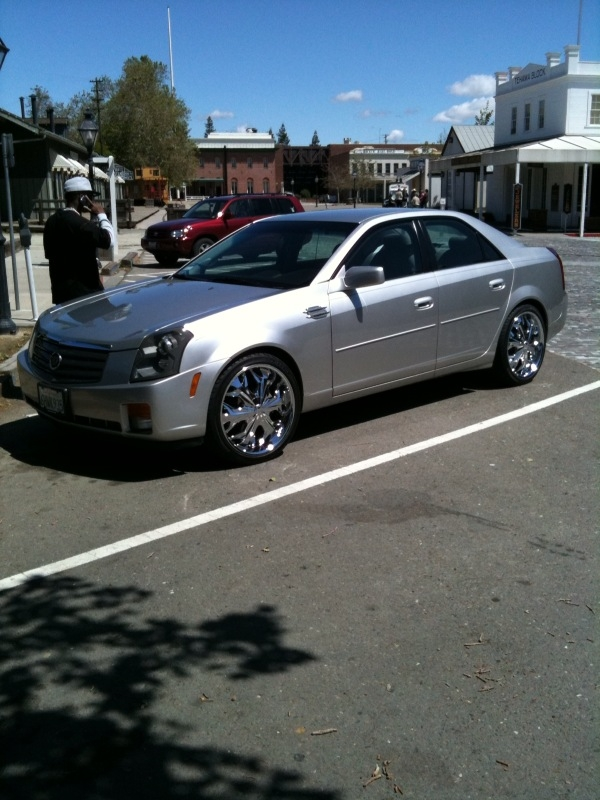 Another dretk 2005 Cadillac CTS post... - 13466810