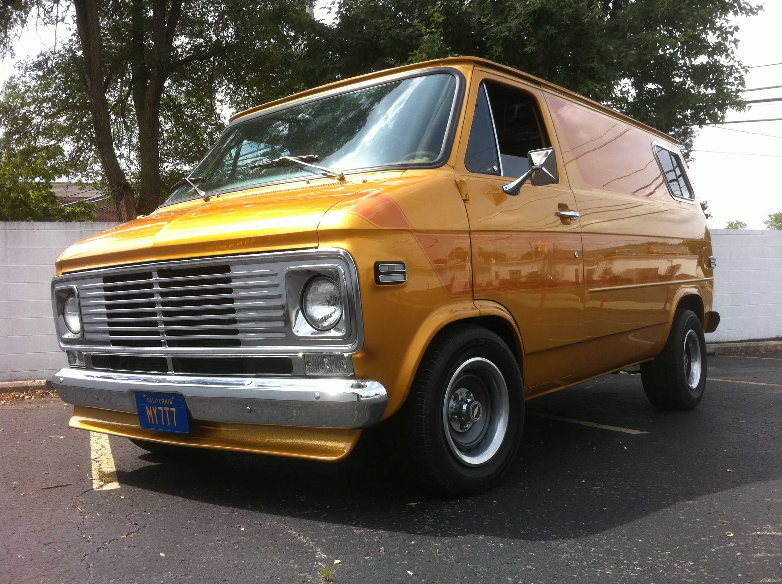 strifeofbrian 1977 Chevrolet Van Specs, Photos, Modification Info at