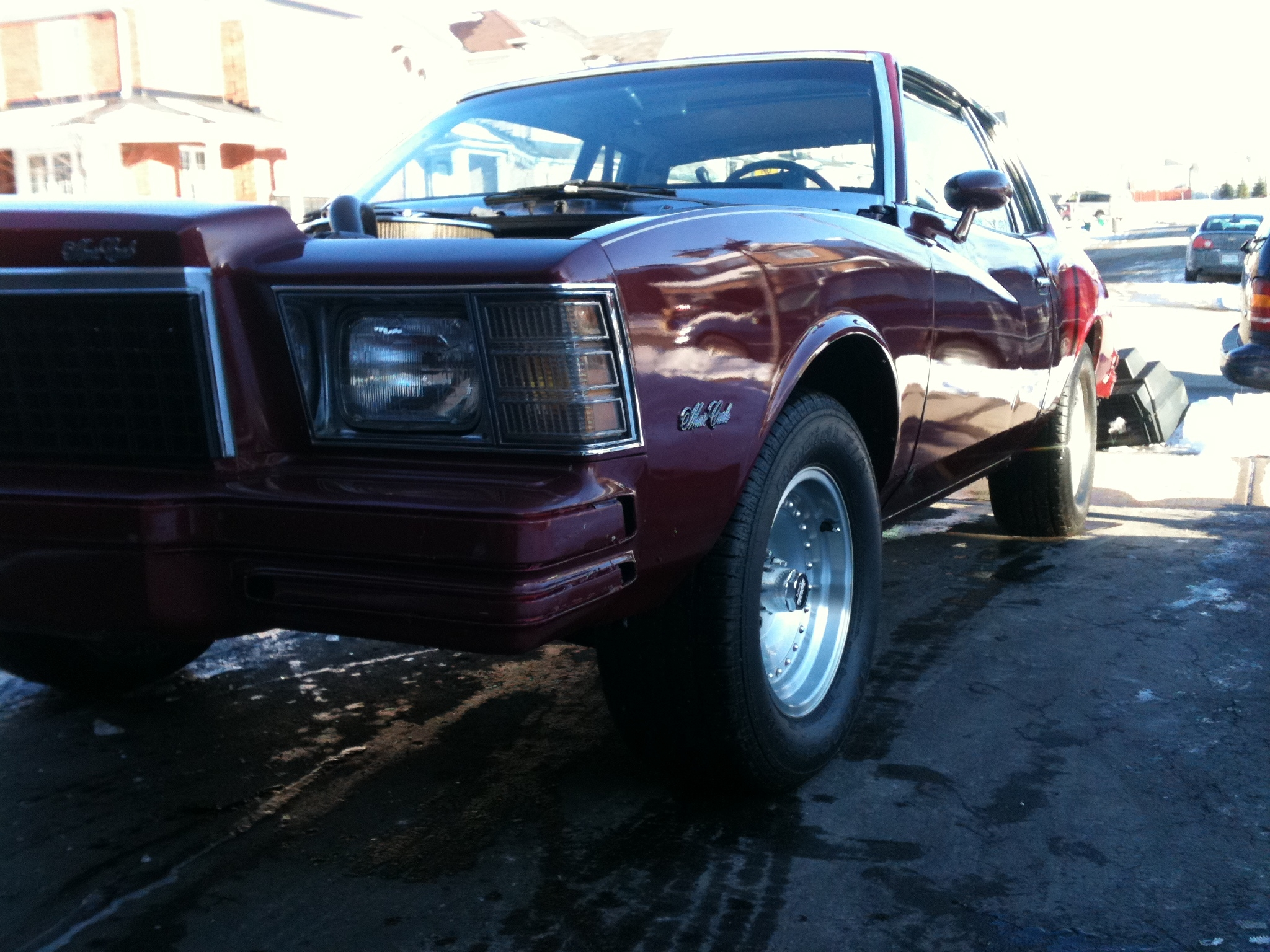 Another 78-montee 1978 Chevrolet Monte Carlo post... - 13293596