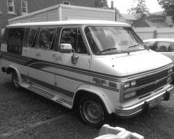CleanCutRodeo 1992 Chevrolet Van