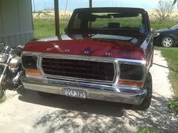Albert78s 1978 Ford F150 Regular Cab