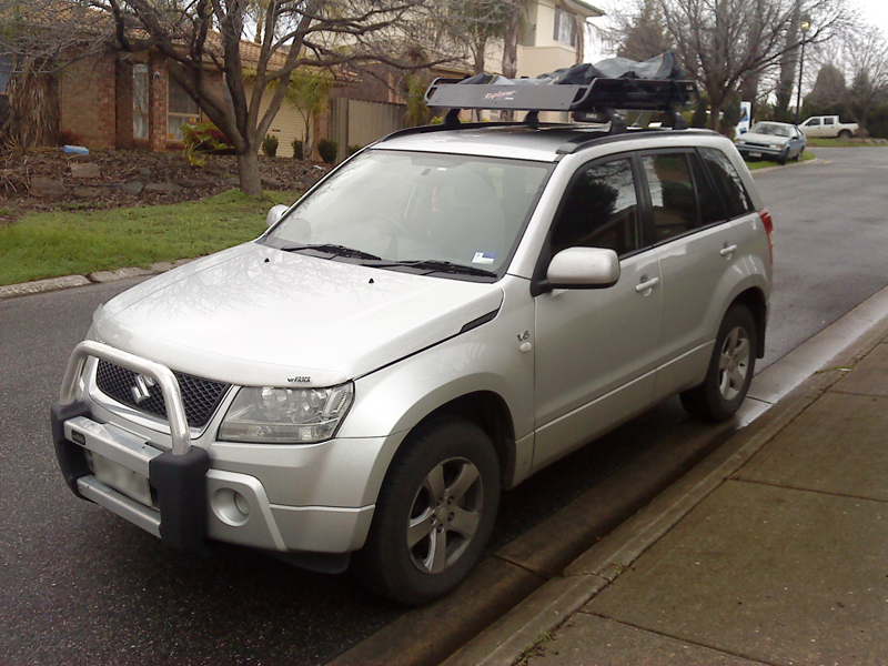 06zukigv 2006 Suzuki Grand Vitara Specs Photos
