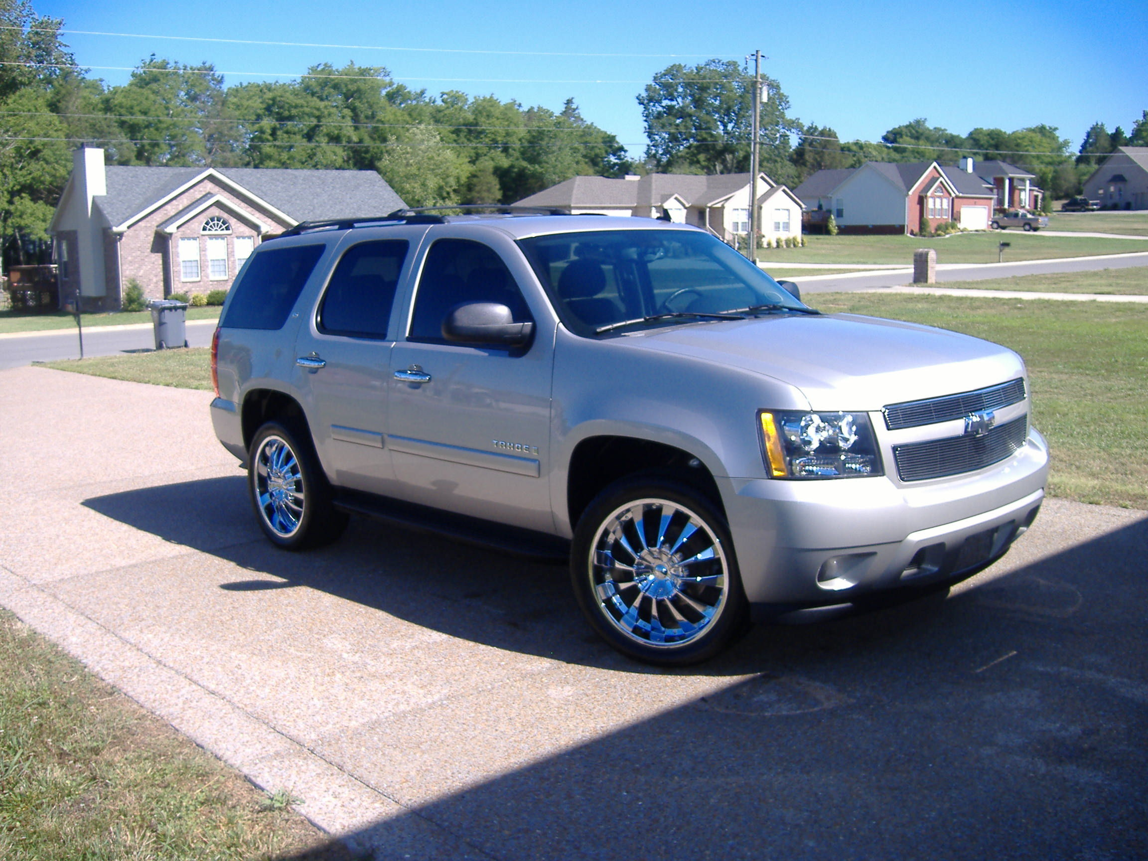 bdriver78 2008 chevrolet tahoe specs photos modification info at cardomain. Black Bedroom Furniture Sets. Home Design Ideas